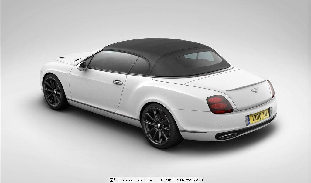 宾利敞篷车 德国车 现代 未来感 高档 科技 新能源 汽车 赛车
