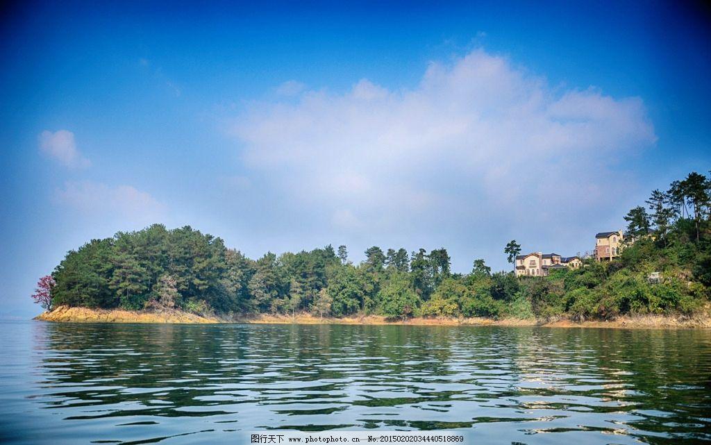 千岛湖景观图片