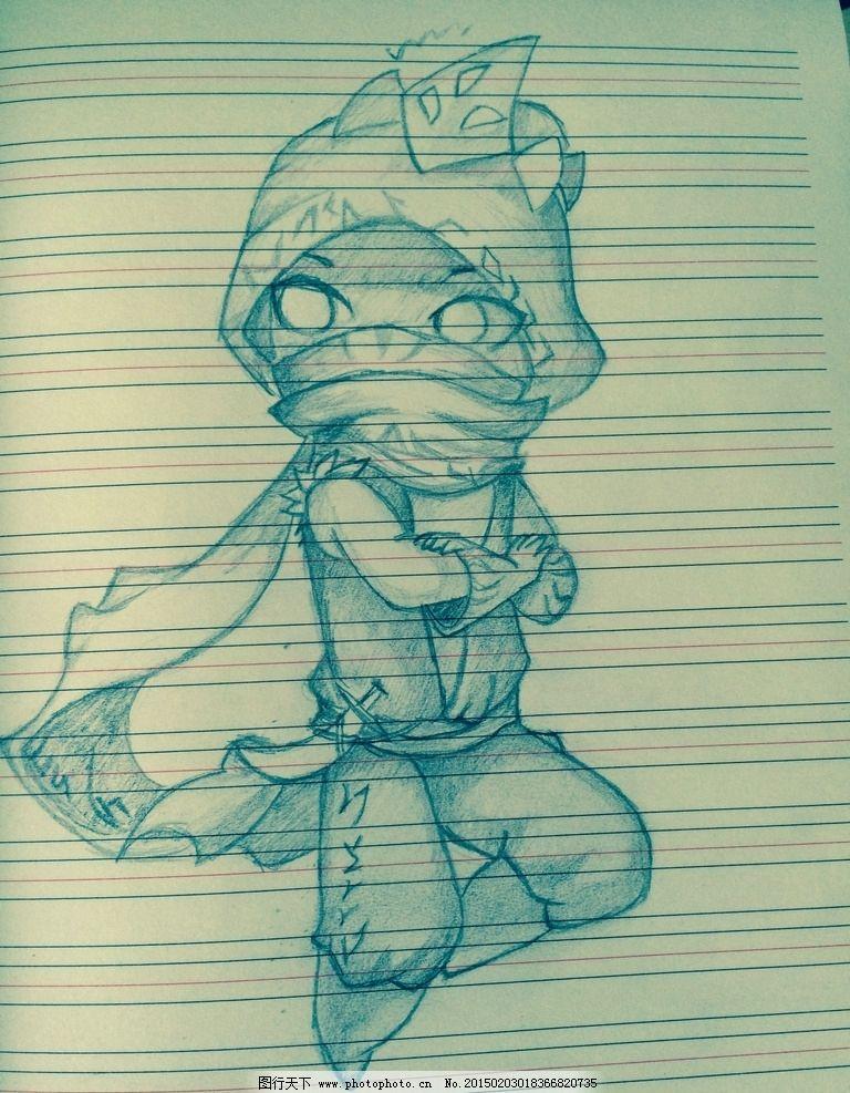英雄联盟 lol 蚂蚱 马尔扎哈 手绘 铅笔 设计 动漫动画 动漫人物 72