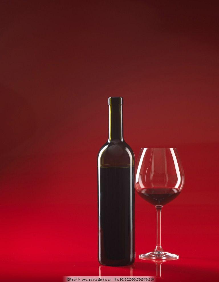 红酒摄影素材 红酒 酒杯