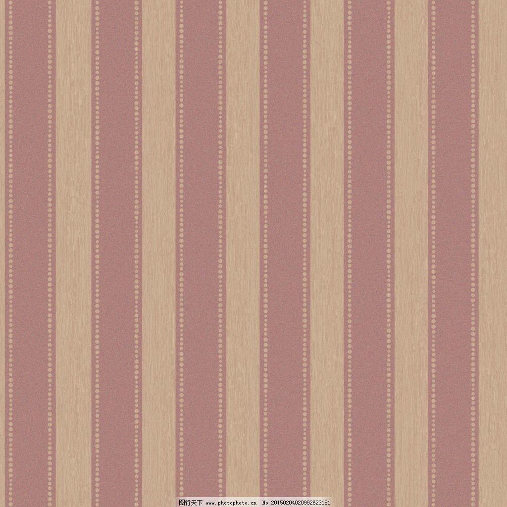 黄红相间竖条纹壁纸素材下载