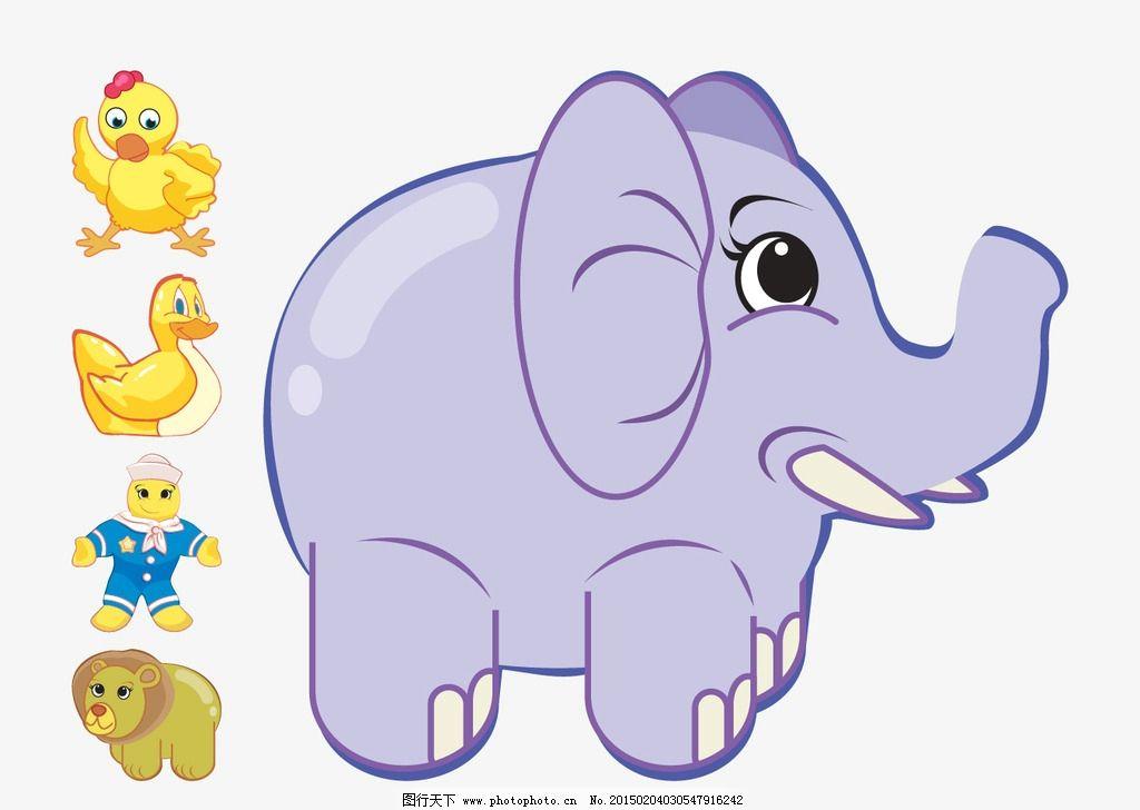 可爱的小象简谱视频