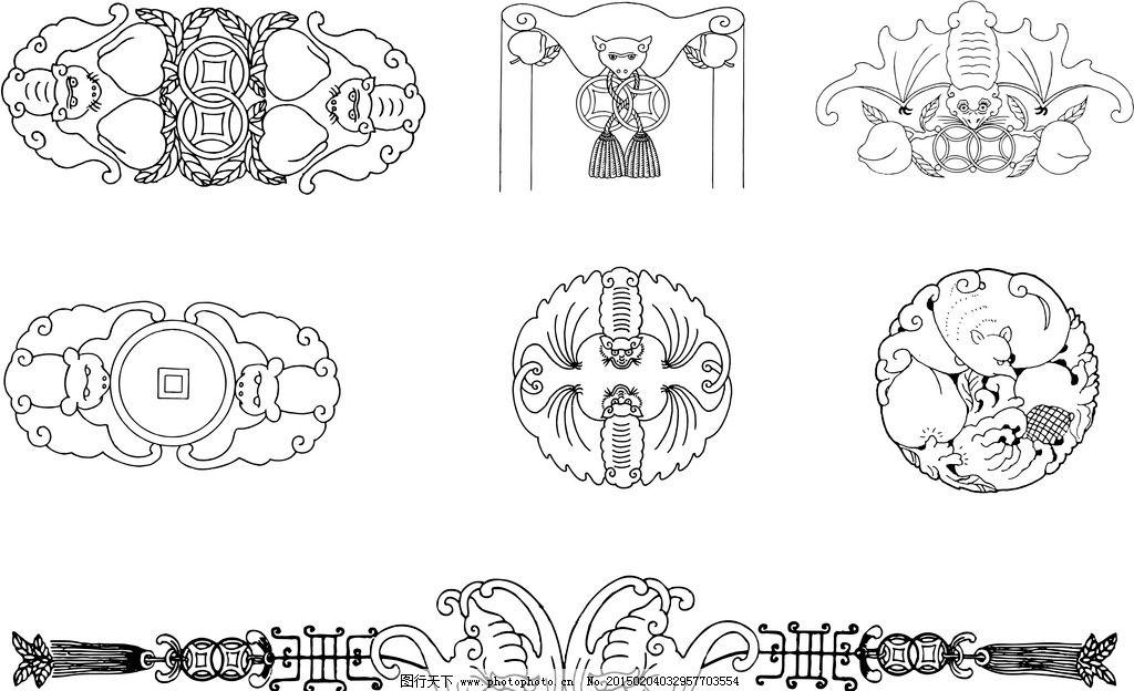 蝙蝠手绘纹身教程