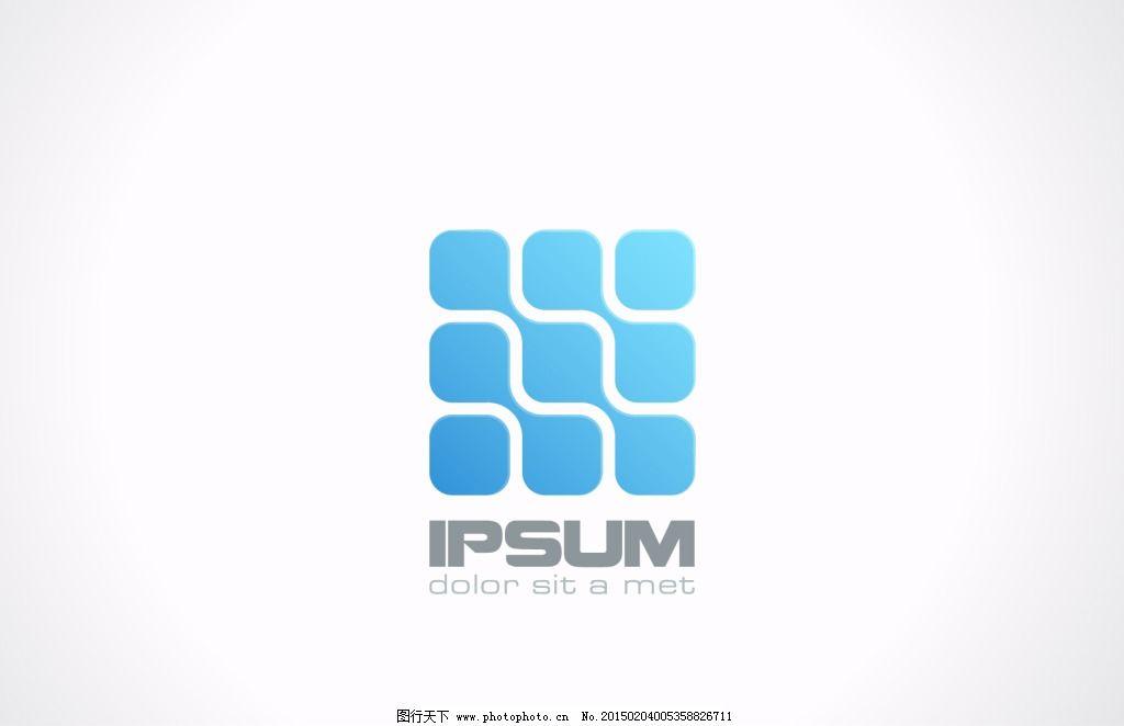 科技logo设计 创意logo设计 logo图形 标志设计 商标设计 矢量图 广告
