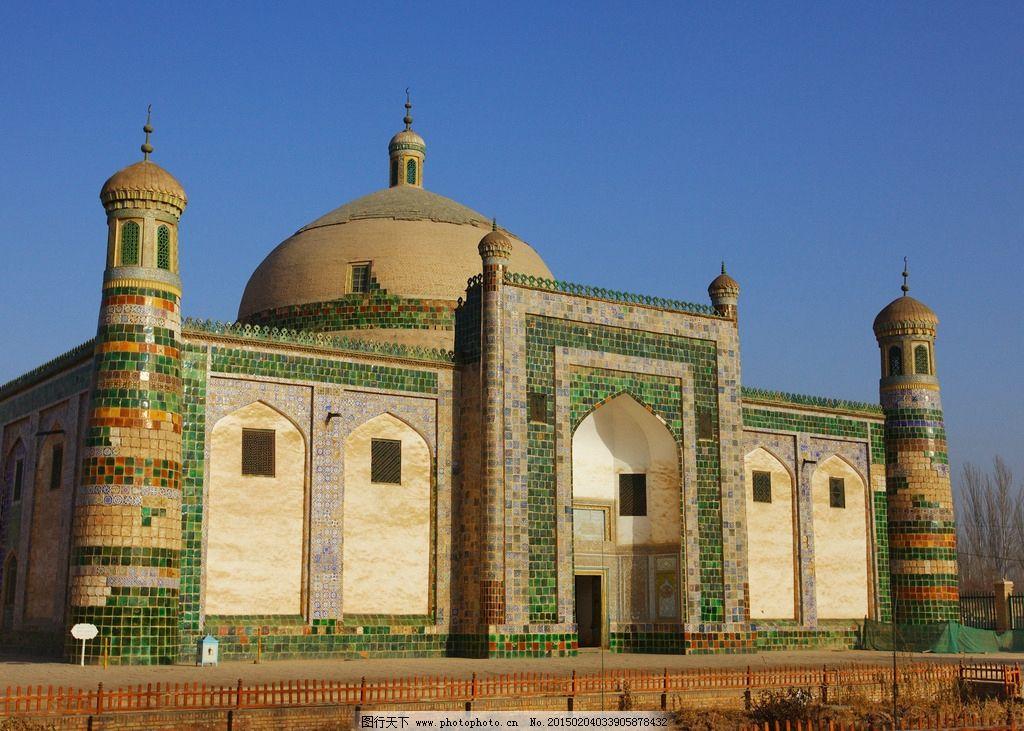 图木舒克 唯美 风景 风光 旅行 新疆 维吾尔建筑 摄影 国内旅游