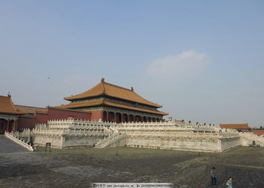 太和殿 远景 摄影 旅游 故宫 古建筑  摄影 旅游摄影 国内旅游 180dpi