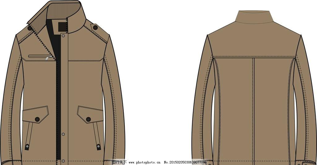 夹克 上装 外套 男装 长袖外套 外套系类 设计 广告设计 服装设计 cd