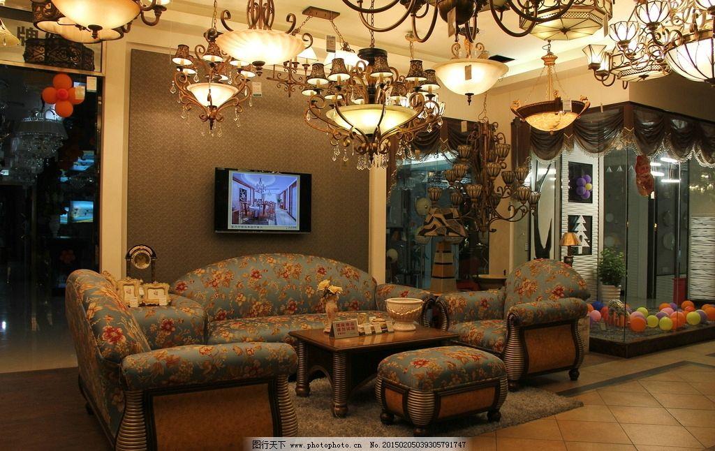 灯饰装修 西式建筑 西式风格 欧式装修 欧式风格 灯世界 西式灯饰