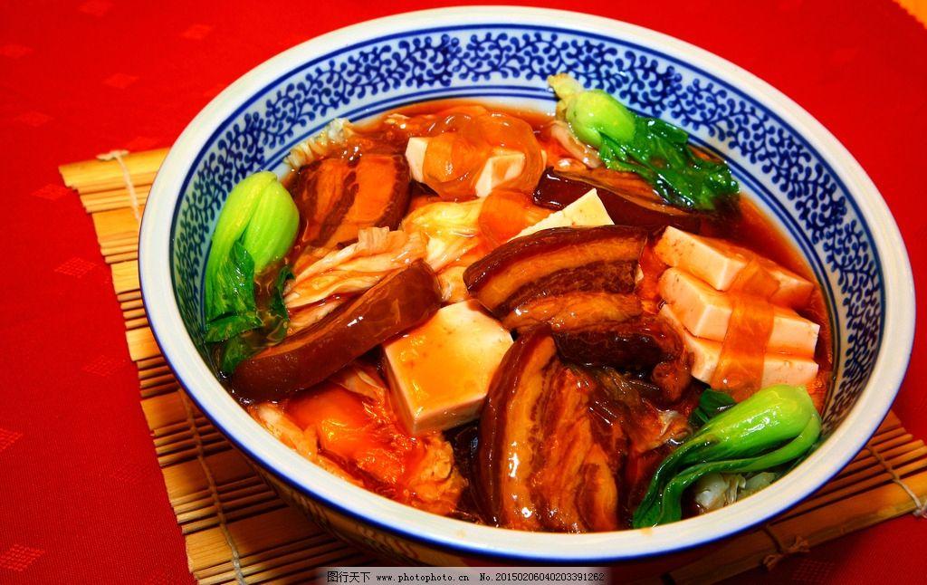 炖菜 东北菜 玉米 豆角 炖排骨 高清菜谱用图 摄影 摄影 餐饮美食