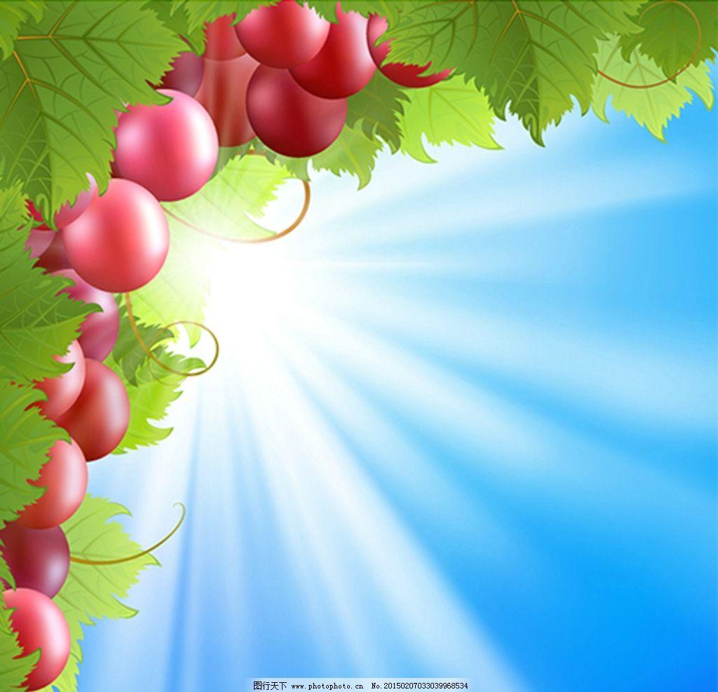 夏季天空 白云 节日素材 暗花 底纹边框 矢量 ai时尚叶子 绿叶 花纹