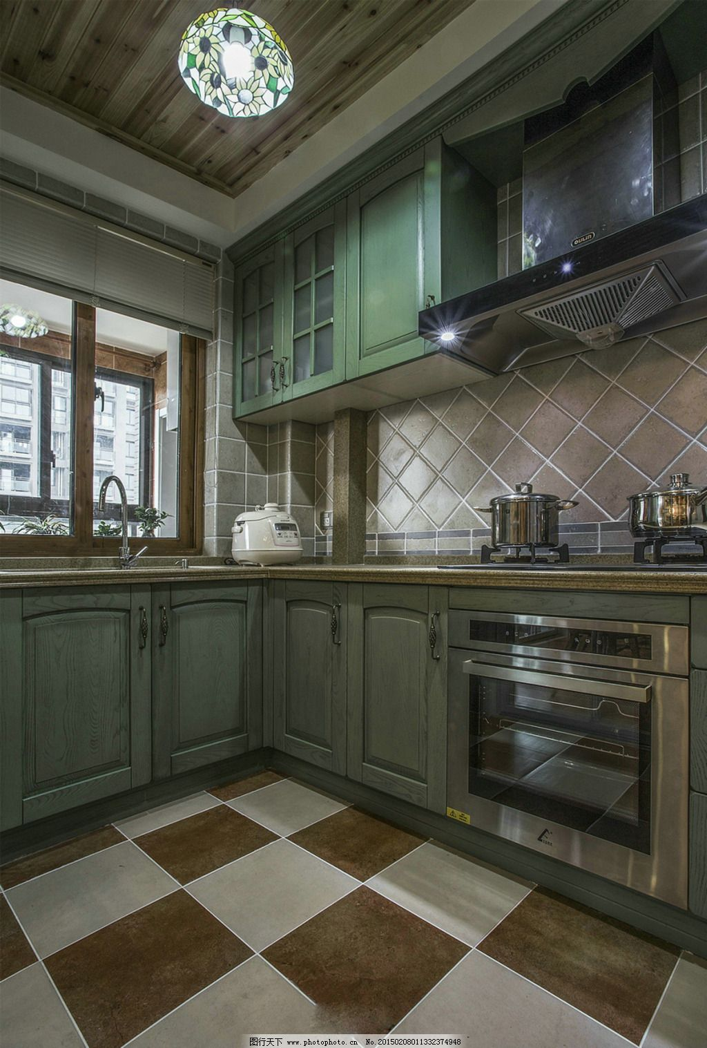 厨房室内效果图