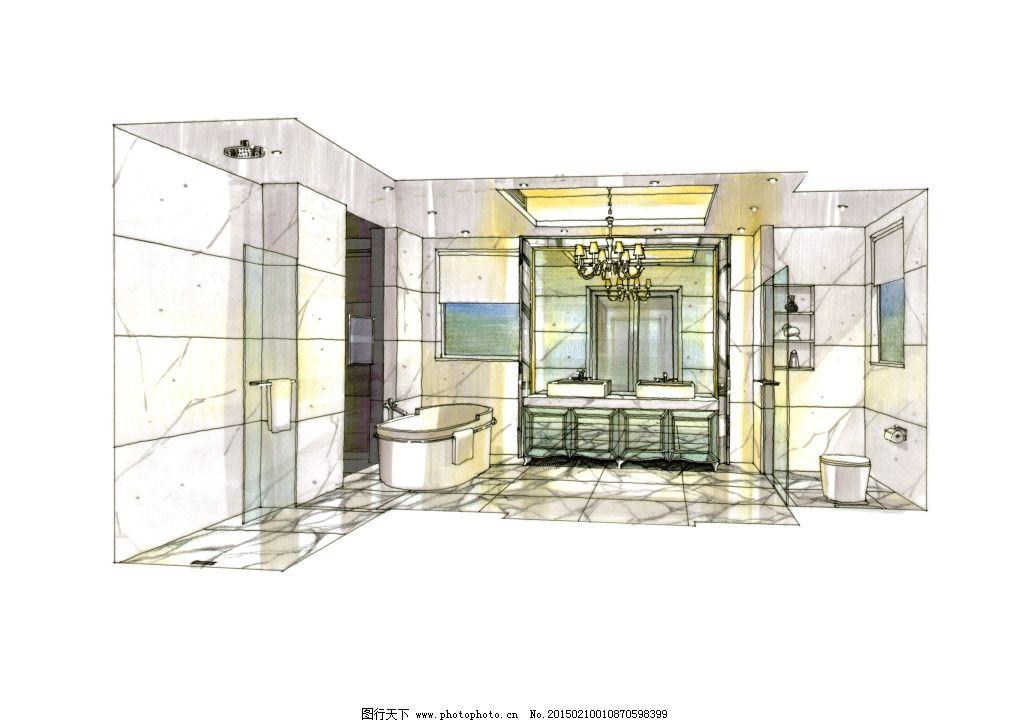 修盖赋闲 邑市修盖 赋闲修盖 室内设计 顺手绘制片 房屋 房儿子 修盖透视