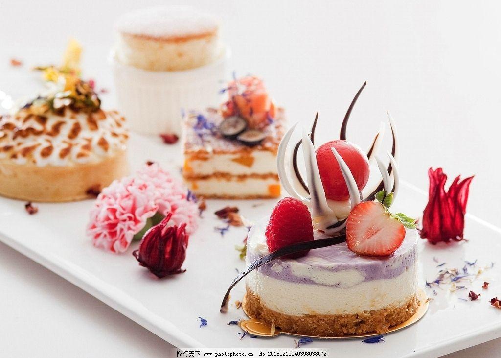 生日蛋糕 慕斯 甜点 甜食 西餐 面包 糕点 西点 蛋糕 摄影 餐饮美食