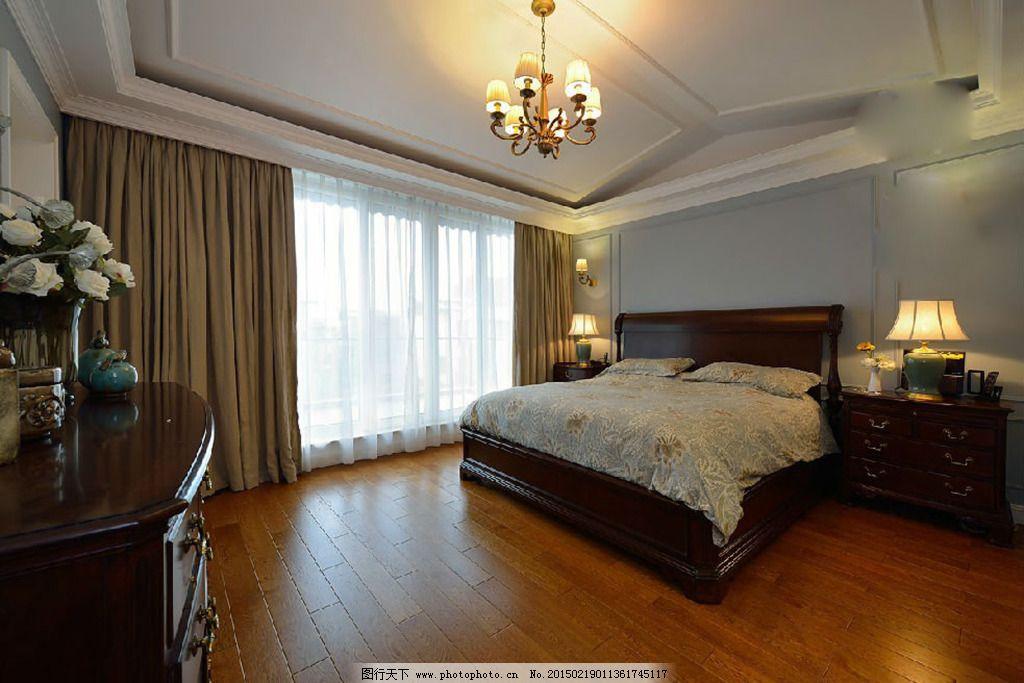 欧式卧室素材