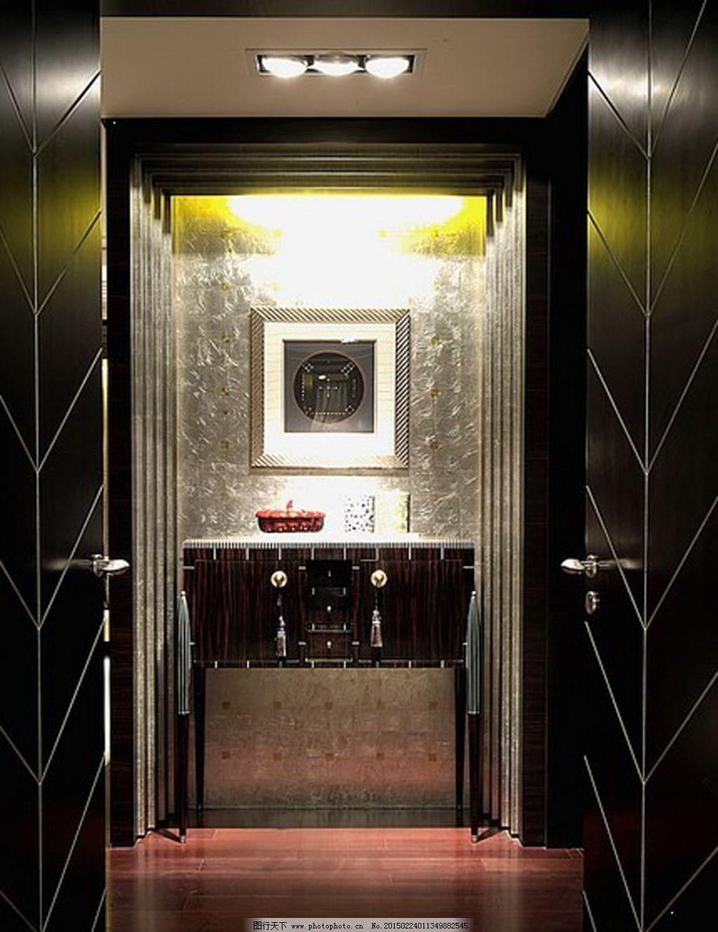 设计 室内设计               客厅效果图 现代中式风格 电视背景墙