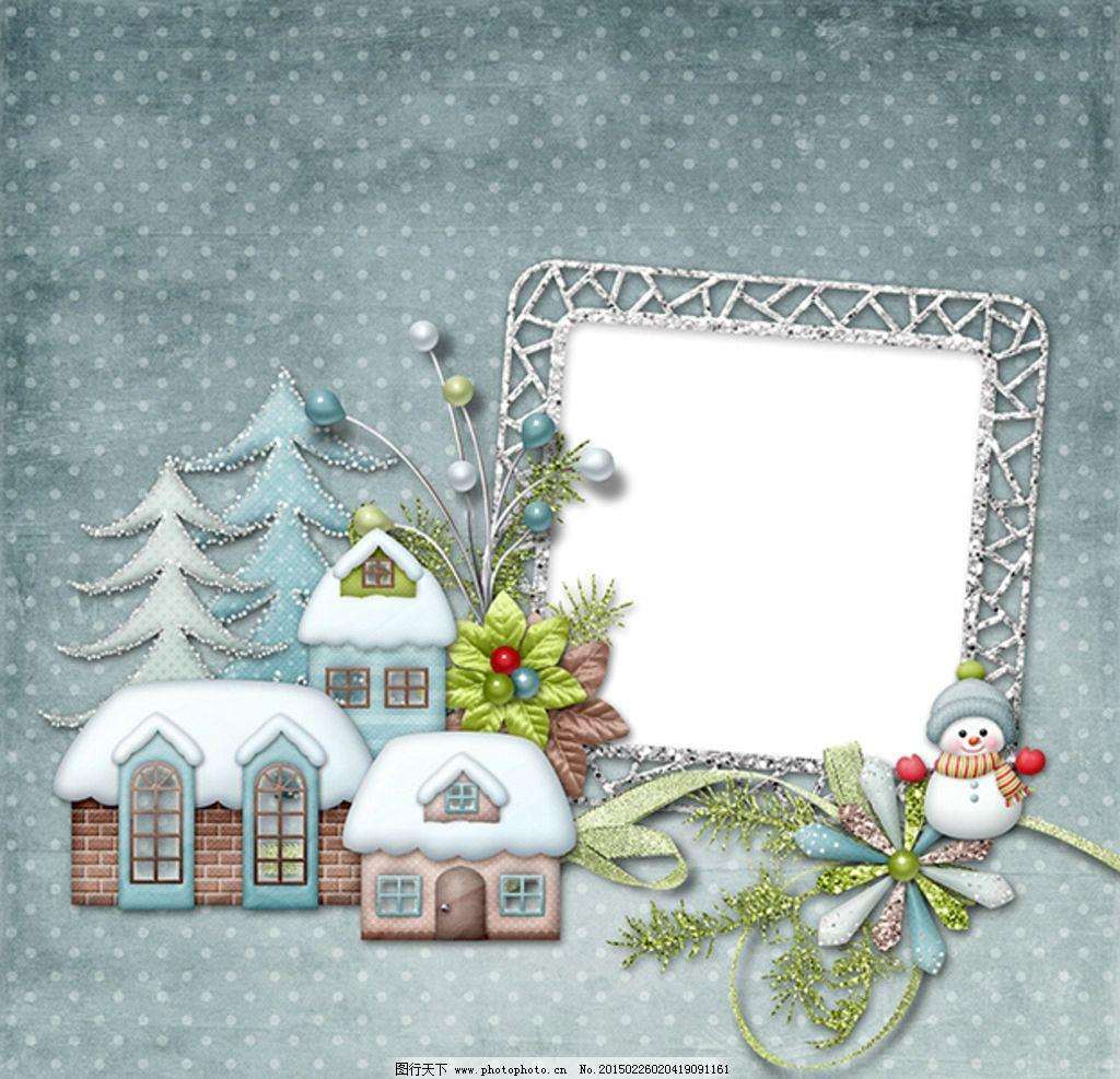 花卉电子相框 花卉电子相册 相册模板 相框模板 可爱相框 可爱相册图片