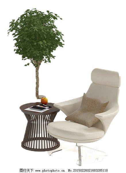 环境设计椅子手绘图