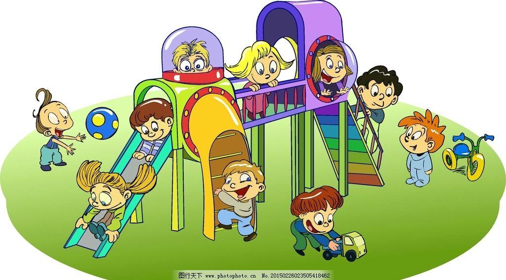 幼儿园儿童简单手绘图画