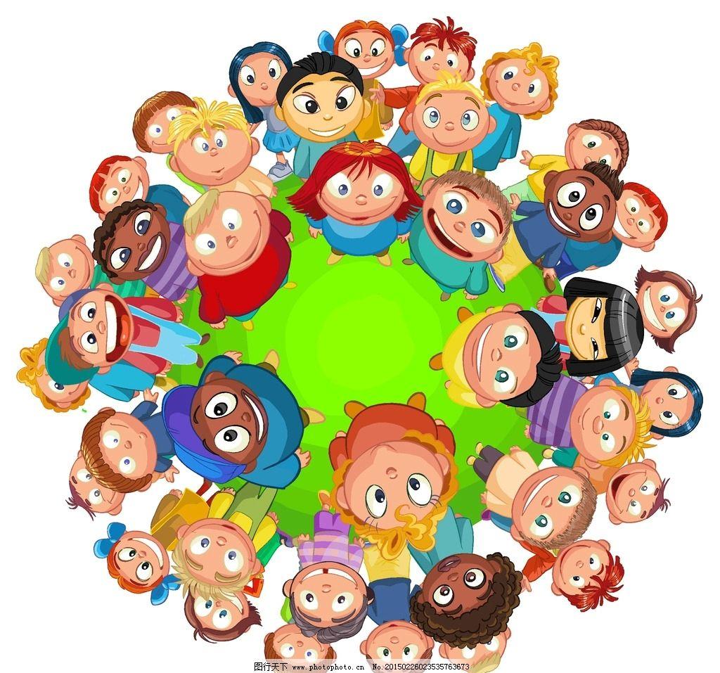 男孩 卡通插画 儿童 快乐儿童 儿童绘画 幼儿 漫画 孩子 可爱 玩耍