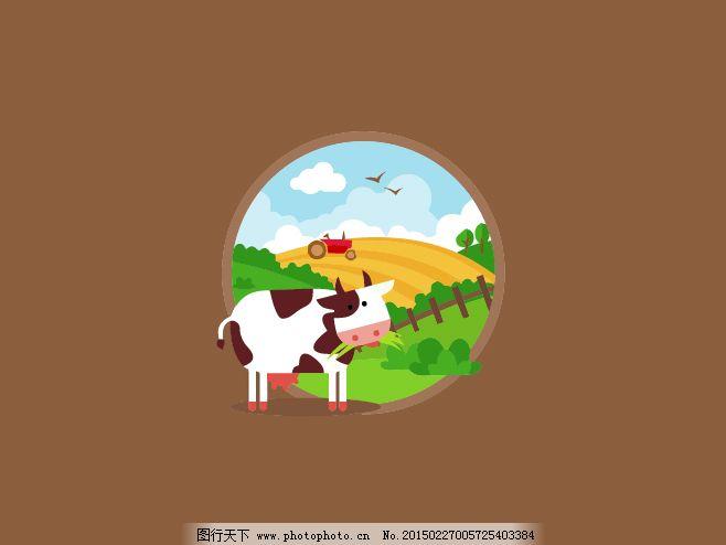 牧场免费下载 牧场 奶牛 田园风光 田园生活 牧场 奶牛 田园生活 田园