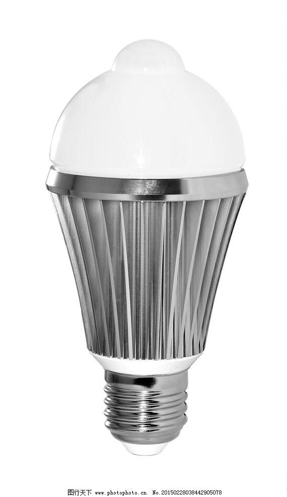 led 感应灯图片
