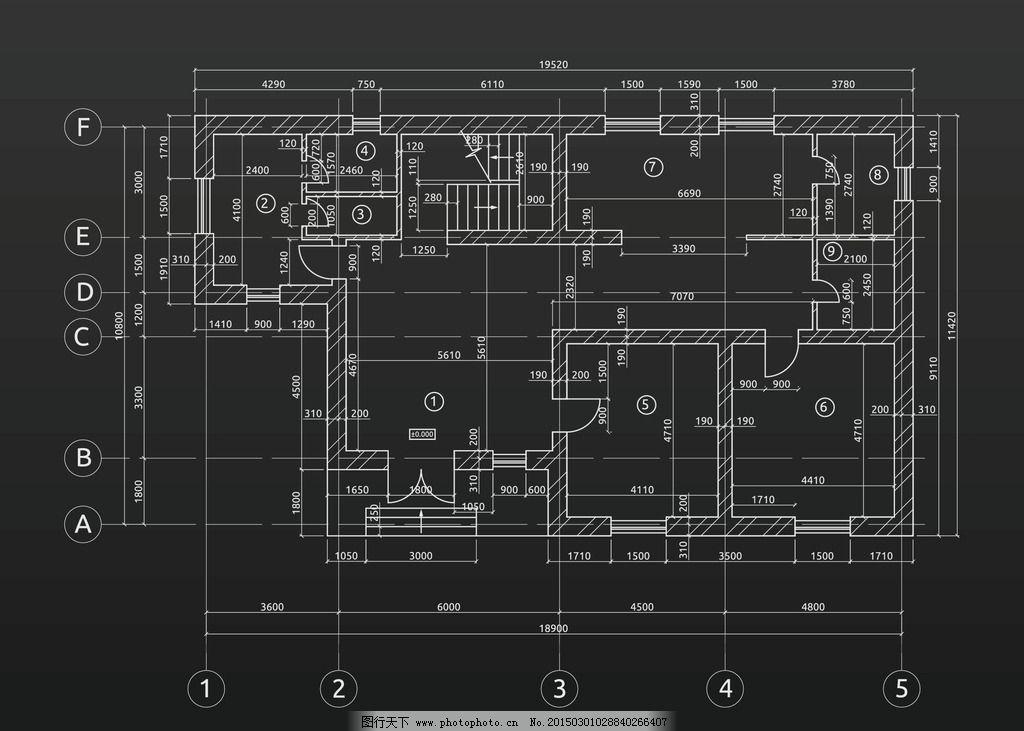 学习看建筑图纸怎么快速入门?