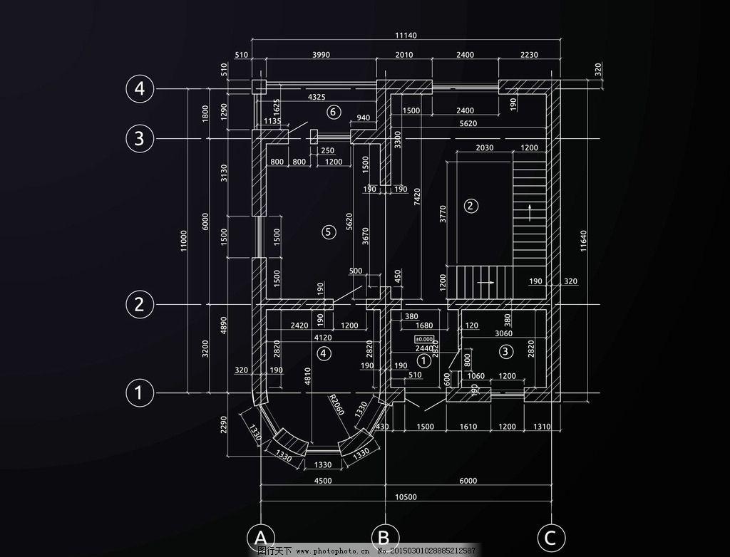 设计图 工程图纸