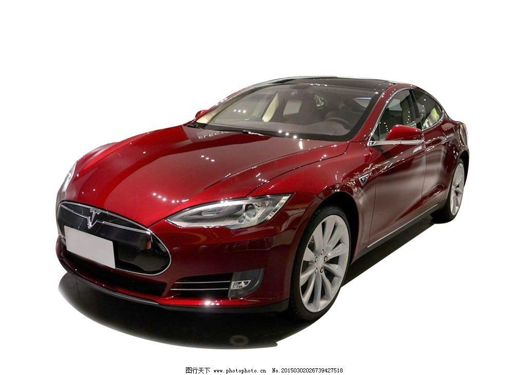 汽车 红色 科技 侧面 红色汽车 设计 现代科技 交通工具 300dpi psd