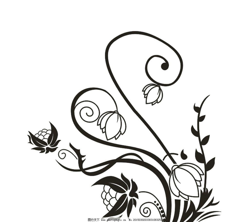 硅藻泥图案 硅藻泥矢量图 硅藻泥 硅藻泥背景墙 背景花 欧式花 设计