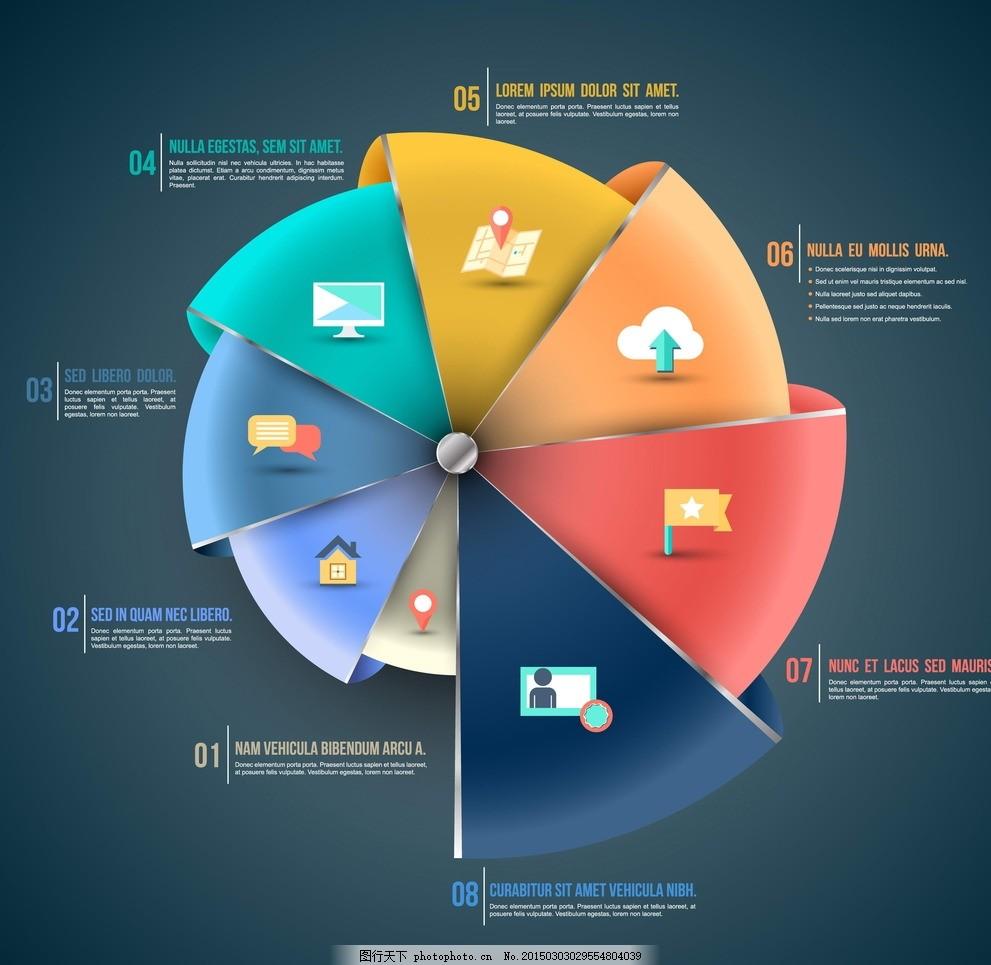 图表 版式设计 图表设计 商务图表 分类标签 商业图表 手绘 演示文稿