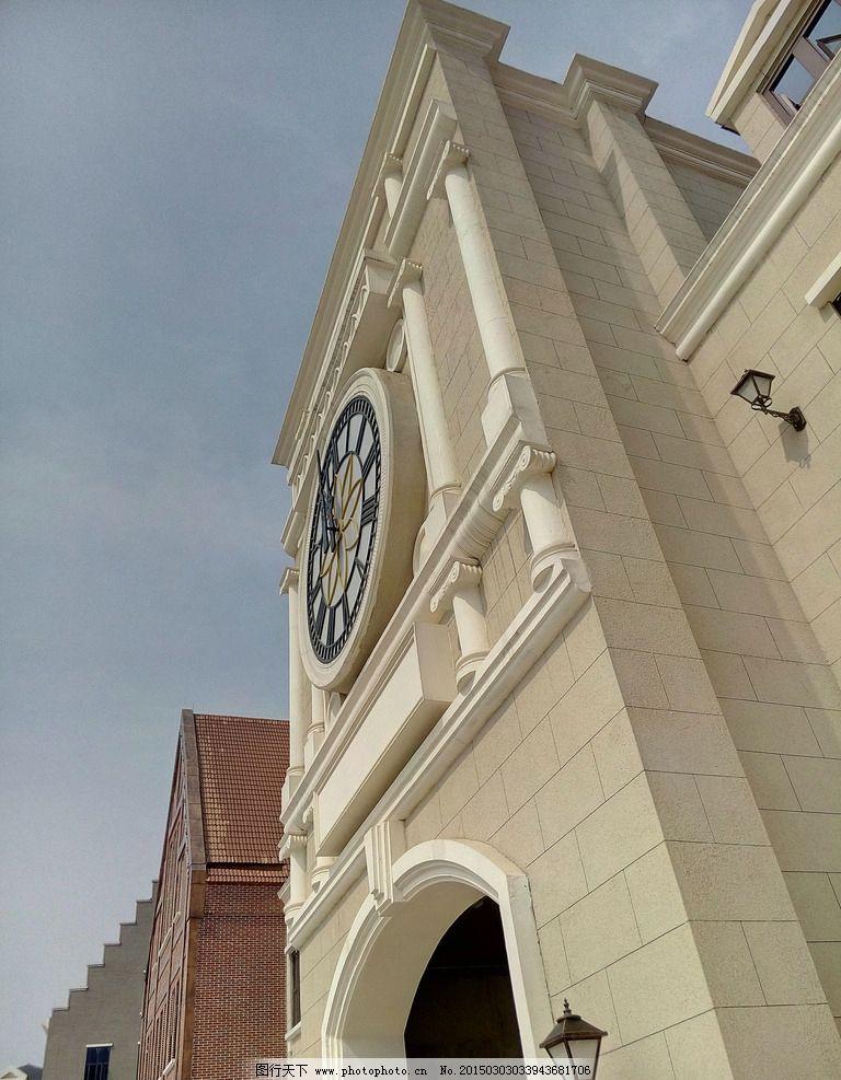 长郡月亮岛学校钟楼