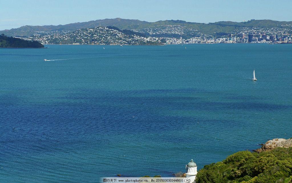 海岛风光图片_山水风景