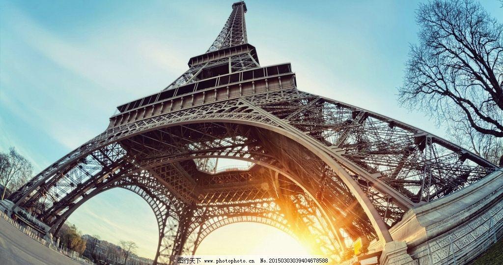 埃菲尔铁塔 法国 高清壁纸