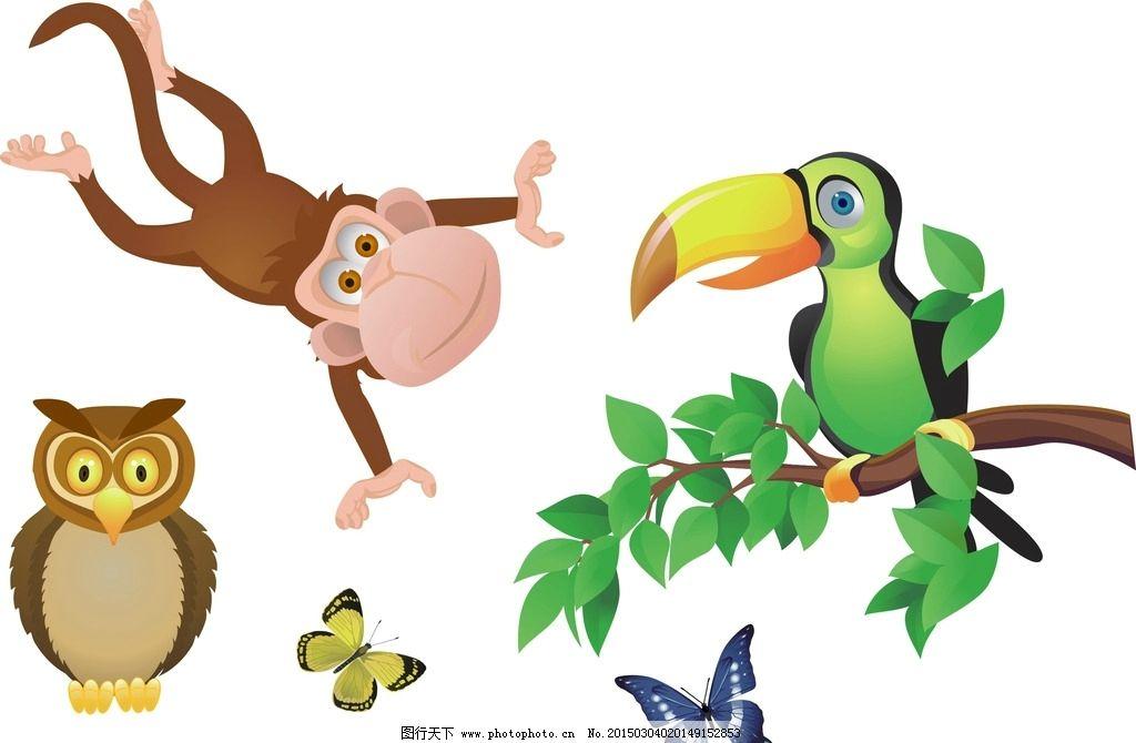 卡通装饰 可爱卡通素材 手绘 卡通素材 可爱 素材 手绘素材 儿童素材