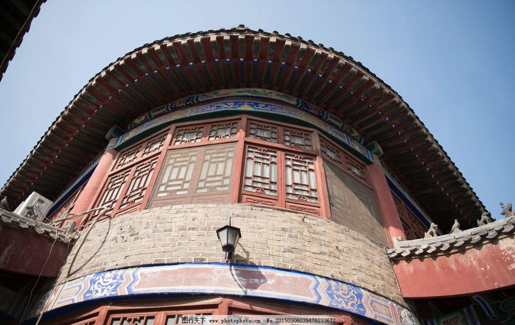 清代建筑 古建筑 圆角清代建筑 圆角楼 古代建筑 圆角中式建筑 中式