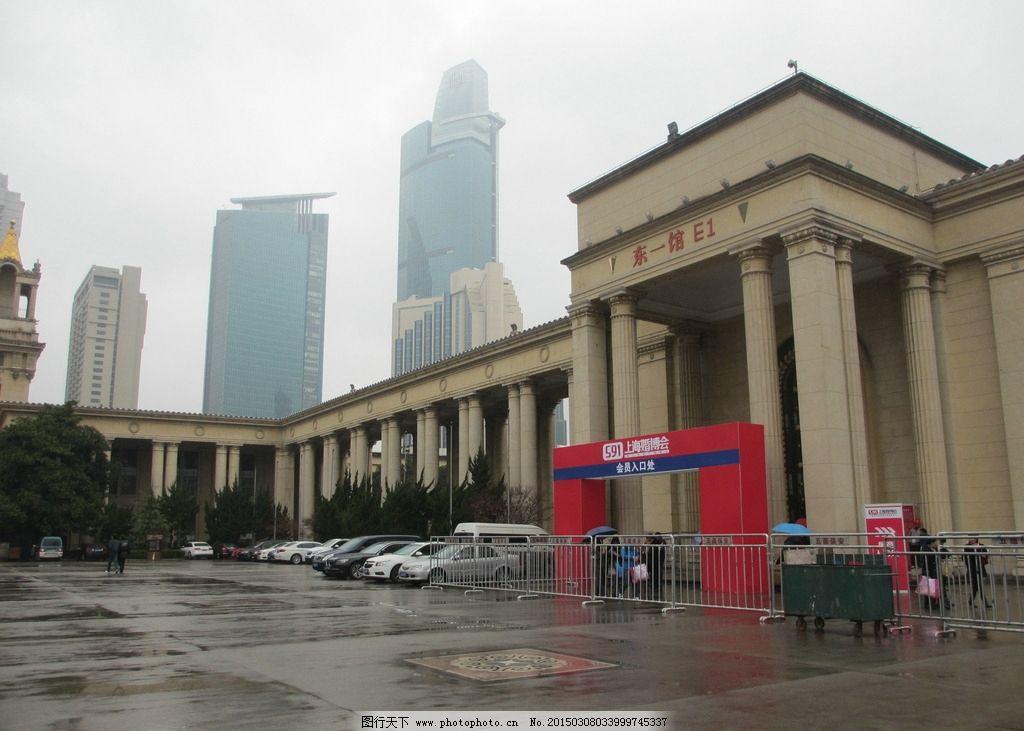 上海展览中心 欧式建筑 石膏线 欧式雕花 花盘 雕塑 上海展览馆 石膏