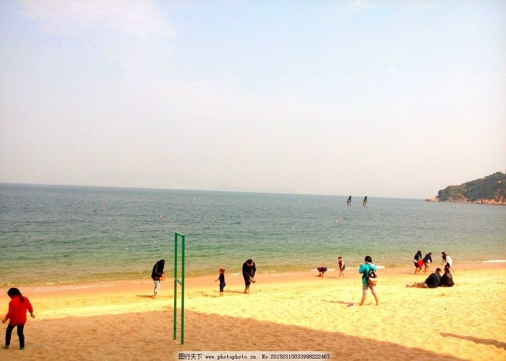 长洲沙滩 香港旅游 香港长洲岛 长洲岛沙滩 海滩 摄影作品集 摄影