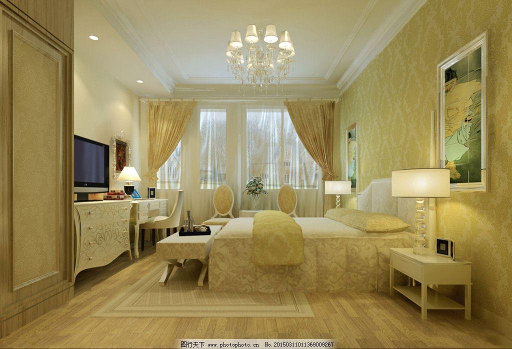 室内设计 卧室/卧室室内设计
