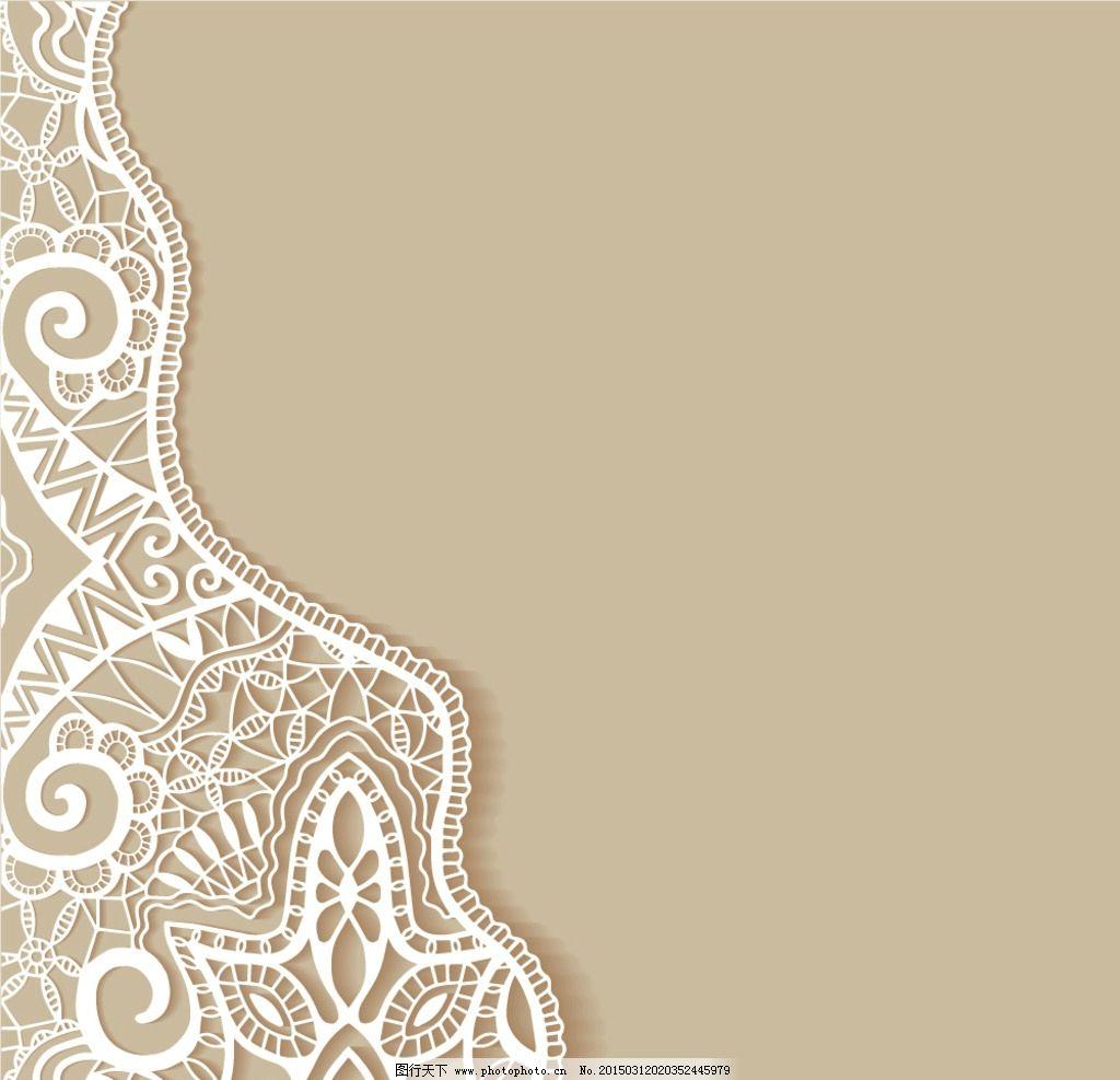 边框 花纹 欧式花纹