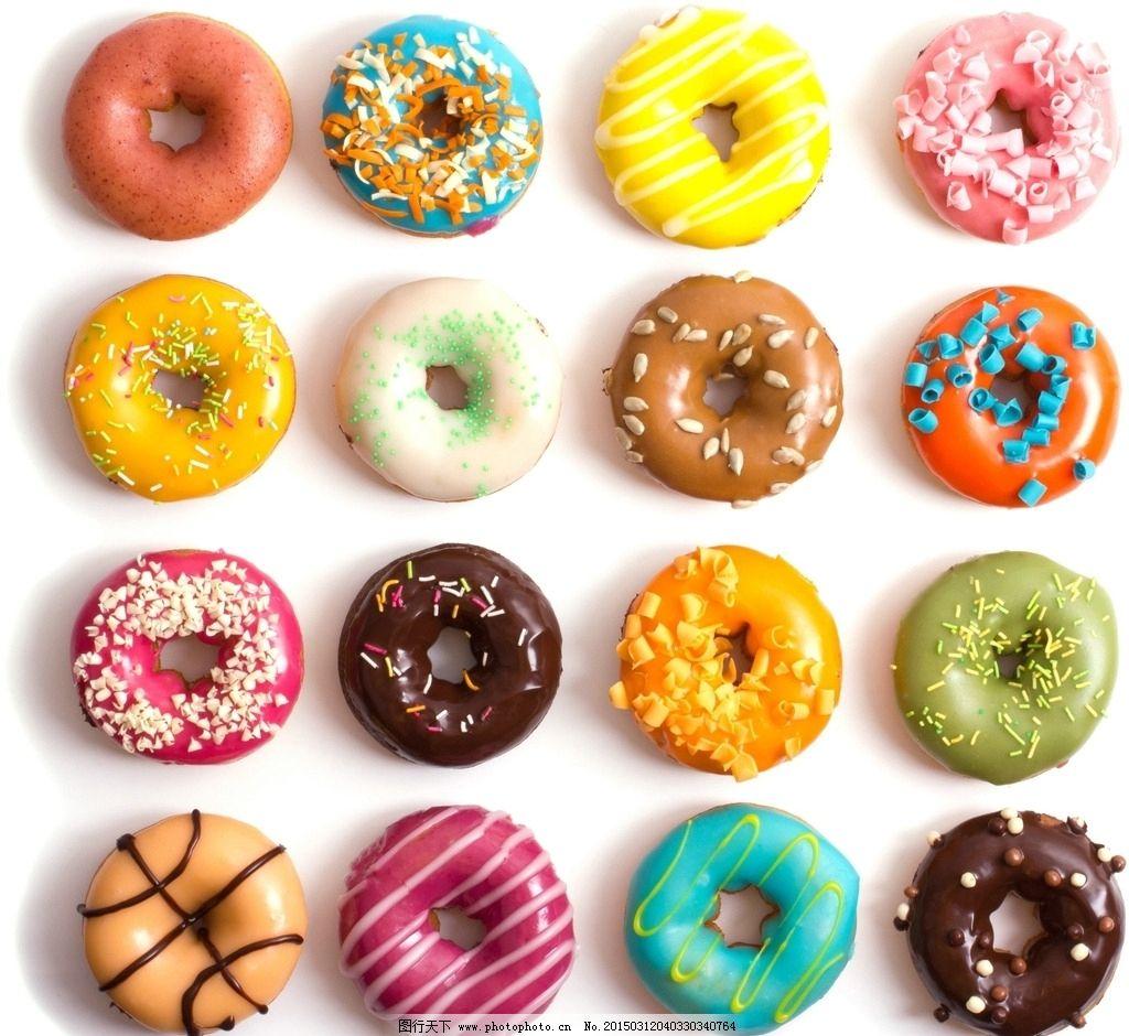 甜甜圈图片图片