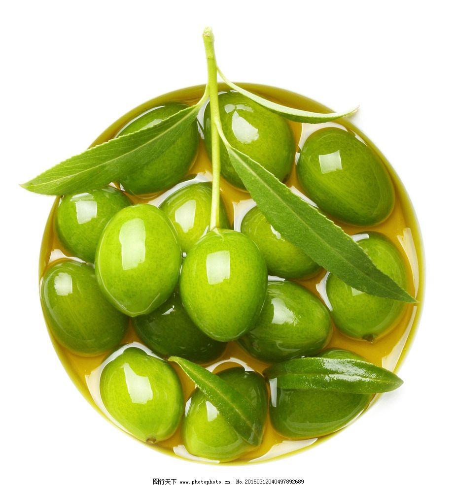 橄榄 橄榄油 青橄榄 橄榄果图片