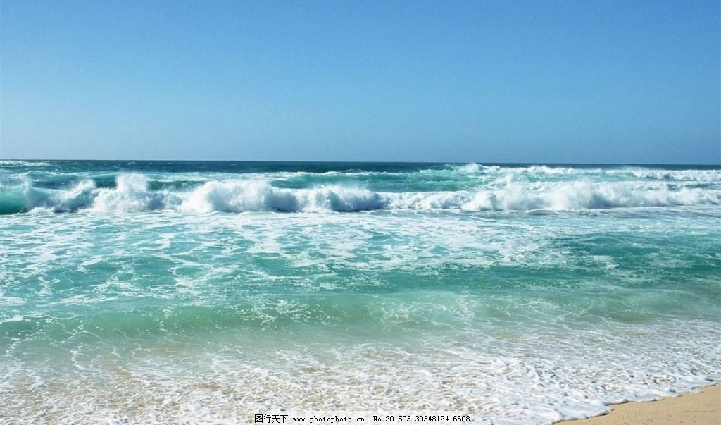 白云 蓝天 大海 沙滩 海滩 唯美 自然风景 摄影 自然景观 自然风景 96