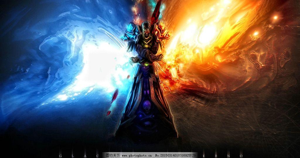 美女 魔兽世界/魔兽wow血精灵高清壁纸图片