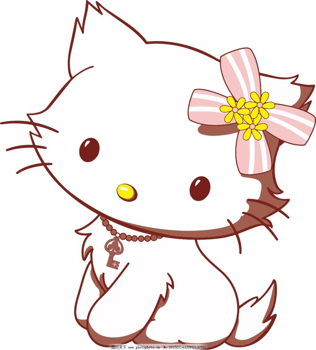 小猫咪免费下载 卡通 可爱 小猫 小猫 可爱 卡通 矢量图 其他矢量图