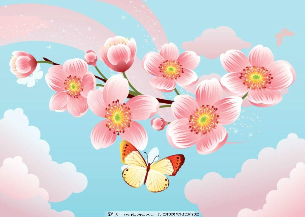 樱花图片_自然风景_旅游摄影_图行天下图库图片