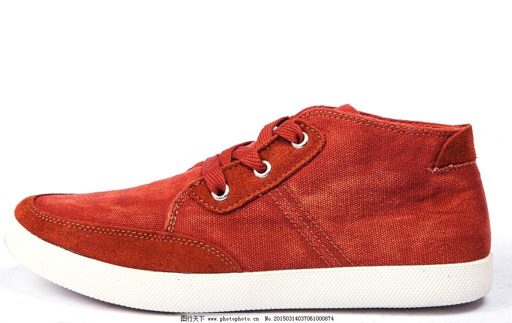 休闲鞋子图片