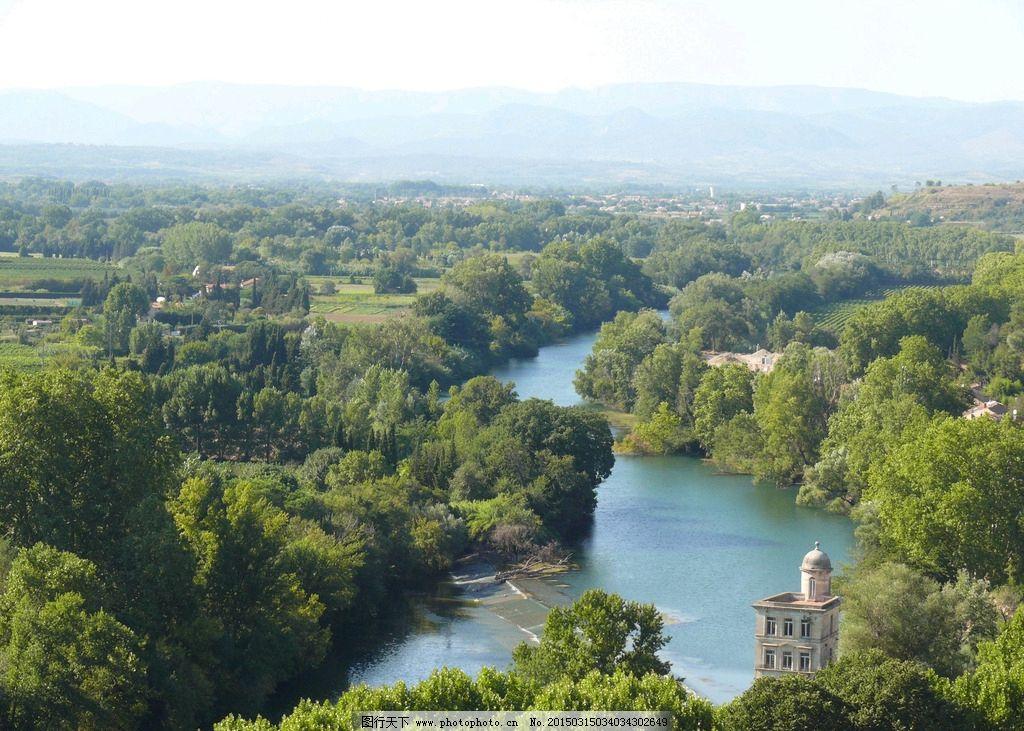 唯美 风景 风光 旅行 欧洲 法国 巴黎 俯视 河 摄影 旅游摄影 国外
