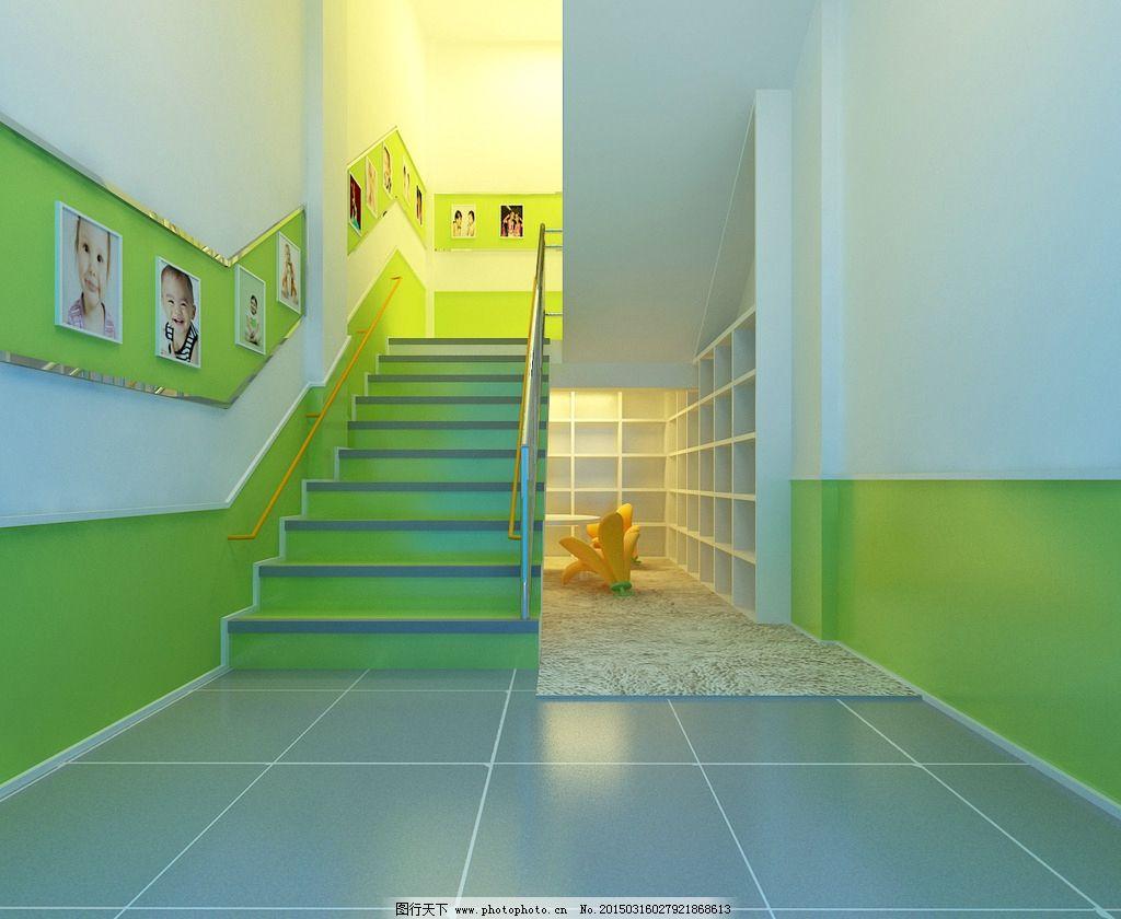 楼梯口图片_室内设计_环境设计_图行天下图库