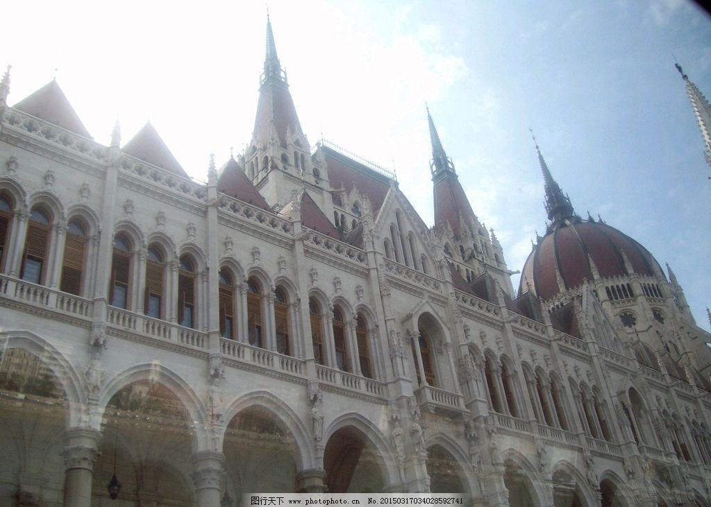 唯美 风景 风光 旅行 人文 城市 欧洲 匈牙利 建筑 欧式建筑 街景