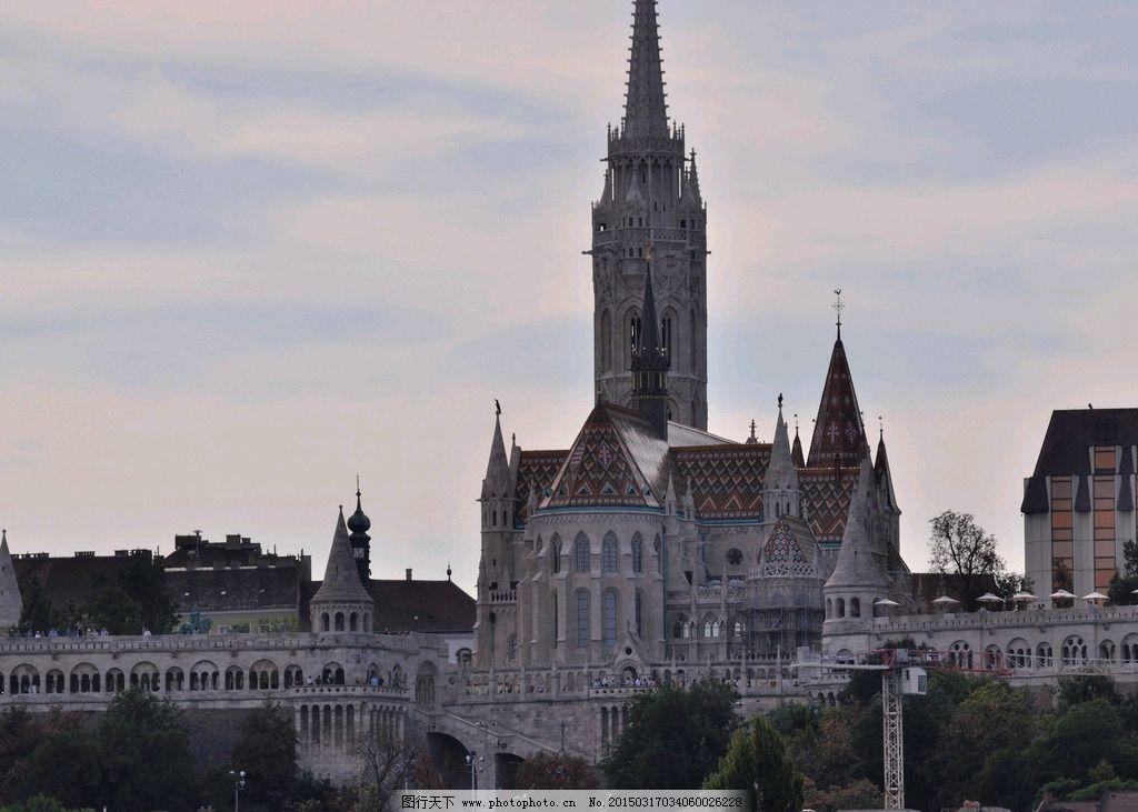 唯美 风景 风光 旅行 人文 城市 欧洲 匈牙利 建筑 欧式建筑 摄影